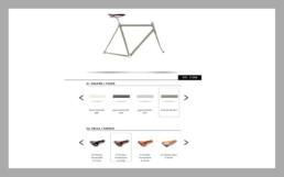 Configura online la tua prossima bici