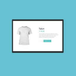 configuratore tshirt