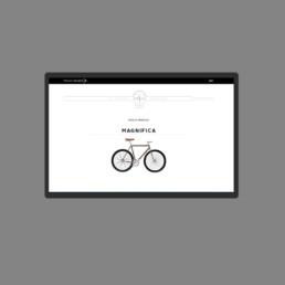 App configurare biciclette