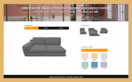configuratore online per arredamento